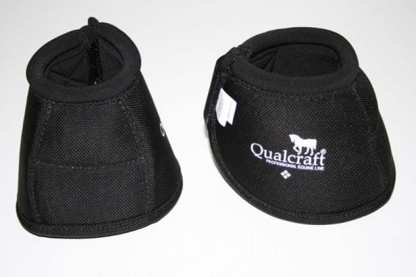 Qualcraft Overreach No Turn Bell Boots
