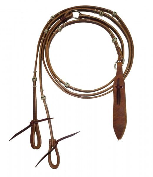 Flat Harness Romal Reins