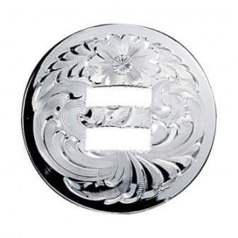 Montana Silversmith Slotted Concho 4 cm