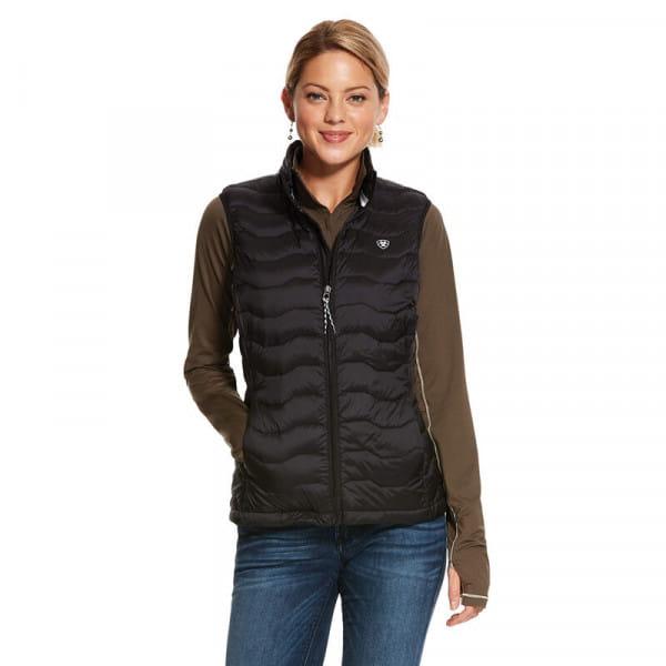 Ariat Womens Ideal 3.0 Down Vest black