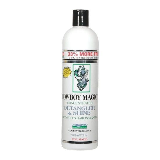 Cowboy Magic Detangler and Shine Concentrated