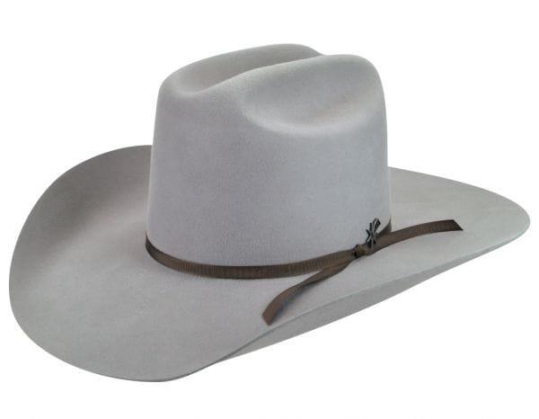 Bailey Hat Harshaw Gunmetal 2X Felt