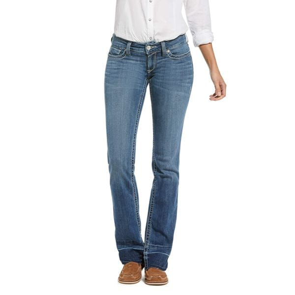 Ariat Womens REAL Riding Jeans 3D Wendy